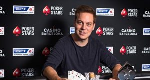 Alexander Petersen - Campeão High Roller Pot Limit Omaha - EPT Barcelona