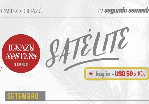 Satélite Iguazú Master Series