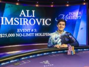 Ali Imsirovic campeão do Evento #5 do Poker Masters
