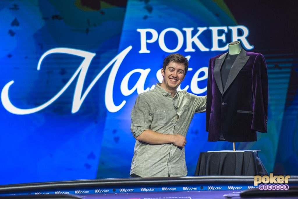 Ali Imsirovic campeão do Poker Masters