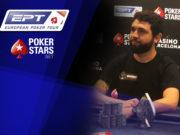 André Figueiredo - Campeão Evento #28 EPT Barcelona
