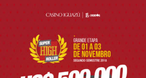 Super High Roller do Casino Iguazú