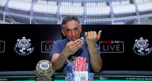 Pedro Todorovic - Campeão Seniors WSOP Brazil Rio