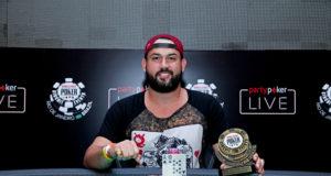 Alisson Pereira - Campeão Super High Roller - WSOP Brazil Rio