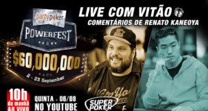 Live com Renato Kaneoya