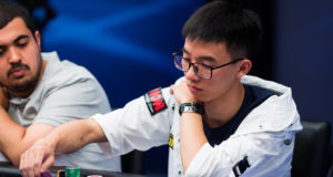 Haoxiang Wang - EPT Barcelona