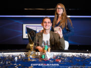 Piotr Nurzynski campeão do PokerStars European Poker Tour Barcelona