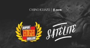 Satélite do Super High Roller - Casino Iguazú
