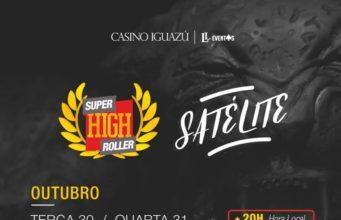 Satélite do Super High Roller - Casino Iguazú