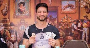 Thiago de Camargo campeão do Iguazú Poker Adventure