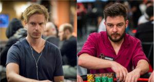 """Viktor """"Isildur1"""" Blom e Fabiano Kovalski"""