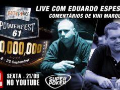 Vini Marques e Eduardo Espessote - Live PowerFest