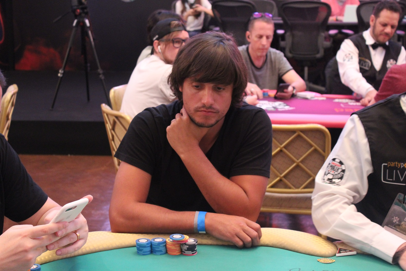 Pedro Alzaga - WSOP Brazil Rio