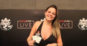 Carol Dupré - Campeã Ladies WSOP Brazil Rio