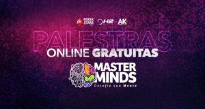 Palestras - MasterMinds