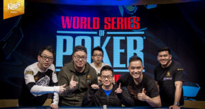 Anson Tsang campeão do Evento #7 da WSOP Europa