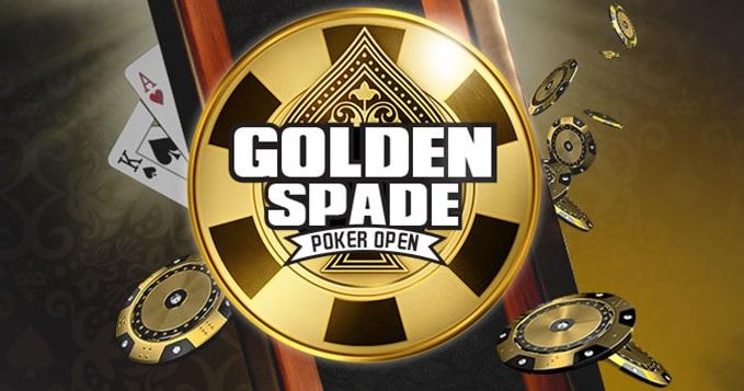 Golden Spade Poker Open - Bodog