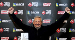 Fernando Sampietro campeão do 6-Handed Turbo Knockout do BSOP Floripa