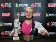 Anthony Barranqueiros campeão do High Roller do BSOP Floripa
