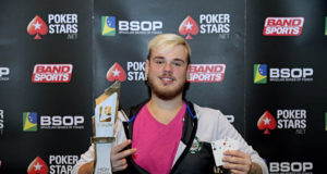 Anthony Barranqueiros campeão do High Roller do BSOP Floripa