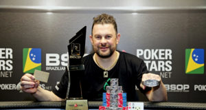 Alcioni Pollermann campeão do Main Event do BSOP Floripa