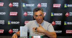 Pedro Todorovic campeão do Pot Limit Omaha do BSOP Floripa