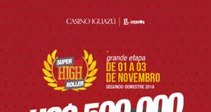 Super High Roller do Casino Iguazú