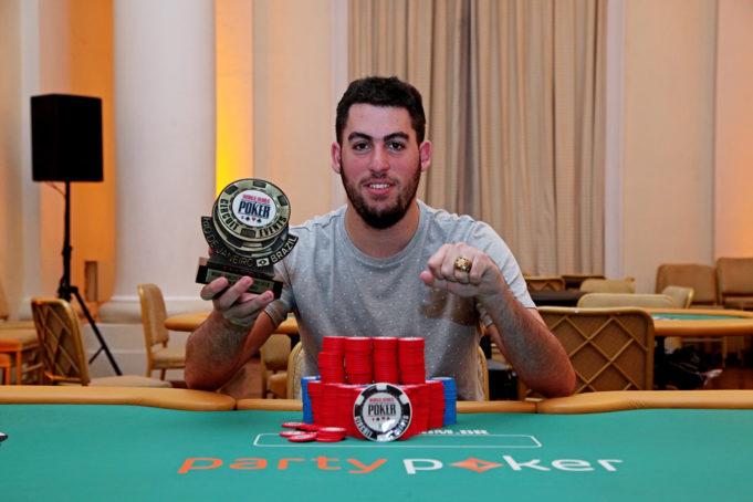 Lucas Fluk - Campeão 6-Max Turbo - WSOP Brazil Rio