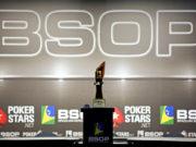Troféu de Campeão - BSOP Floripa