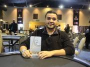 Pablo Almeida campeão do PL Omaha Dealers Choice do BSOP Floripa