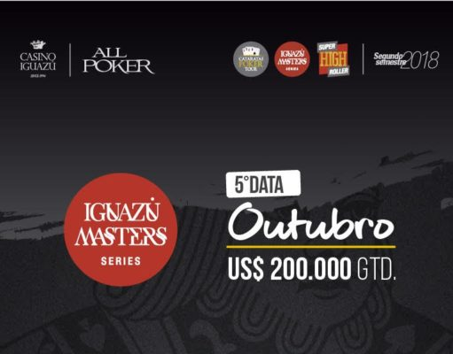 Iguazú Master Series