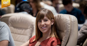Kristen Bicknell - WSOP Europa