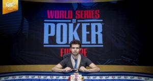 Michael Addamo campeão do High Roller da WSOP Europa