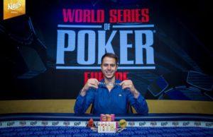 Norbert Szecsi campeão do Evento #6 da WSOP Europa
