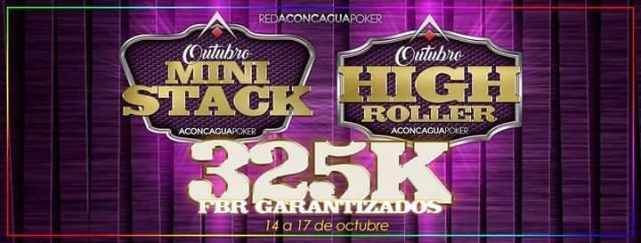 Outubro Mini Stack e High Roller