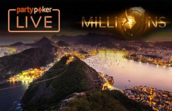 partypoker Millions Rio