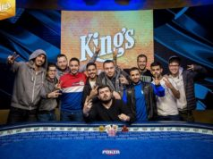 Timur Margolin campeão do Evento #5 da WSOP Europa