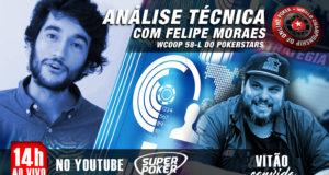 Victor Marques recebe Felipe Morais no Análise Técnica