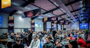 Salão - WSOP Europa