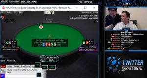 All in Shootout - PokerStars