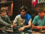 Alessandro, Adriano e Miguel Piekazewicz - MasterMinds 11