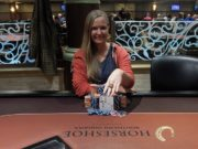 Heather Alcorn - Campeã Main Event WSOP Circuit Horseshoe Indiana