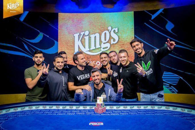 Asi Moshe - Campeão Evento #2 - WSOP Europa