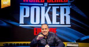 Tamir Segal - Campeão Colossus WSOP Europa 2018