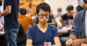Michael Wang - WPT