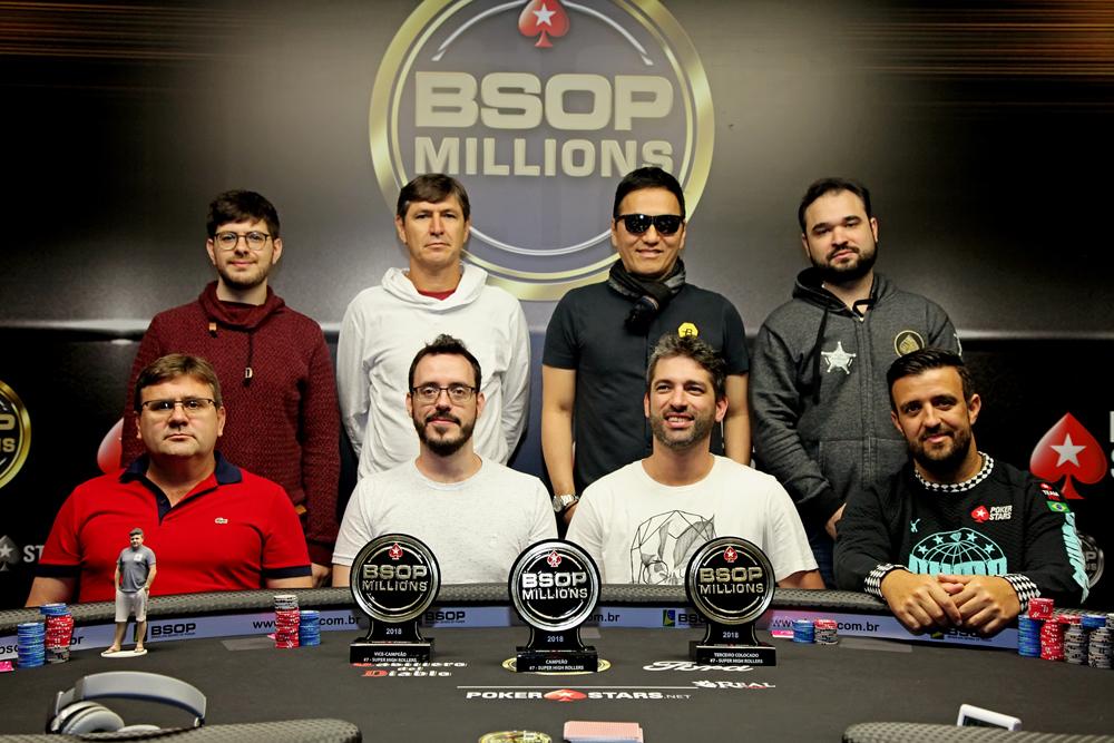 Mesa Final Super High Roller - BSOP Millions