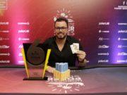 Gerlando Parisi campeão do 6-Max do NPS Recife