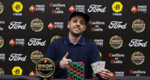 Gustavo Tochetto - Campeão Win the Button - BSOP Millions
