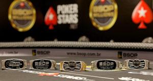 Braceletes - BSOP Millions