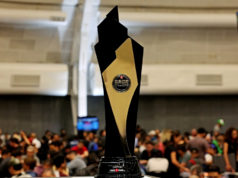 Troféu do Main Event - BSOP Millions